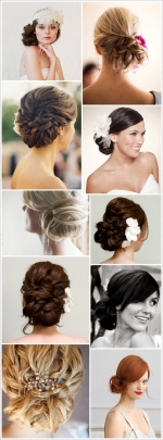 Bridal Hair for Spring